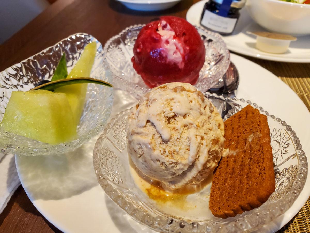 ハイアットリージェンシー横浜_朝食ビュッフェ