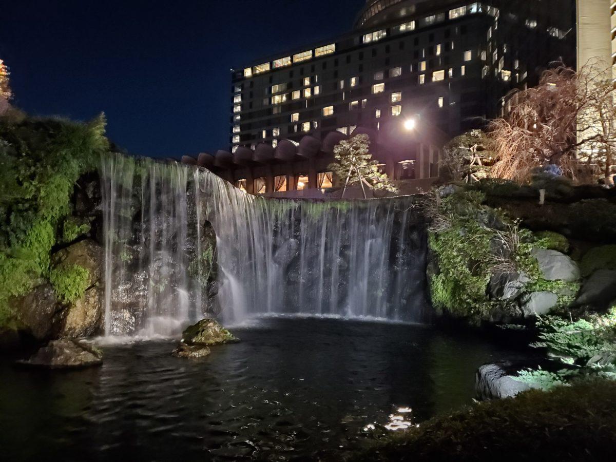 ニューオータニ東京_中庭