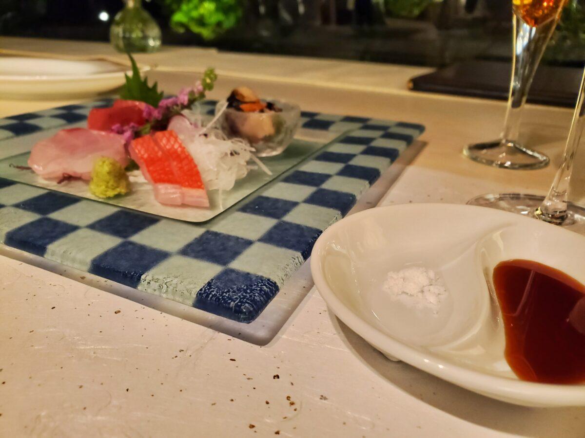 風の薫 MORI premier_食事
